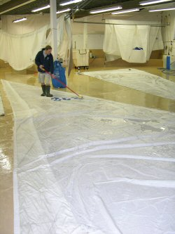 new haven facility sail cleaning